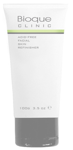 Bioque Acid-free Facial Skin Refinisher 100g und 2g