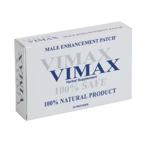 OFFRE! VIMAX Patches - le patch originale
