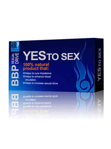 YESTOSEX - all natural, WITHOUT PRESCRIPTION!