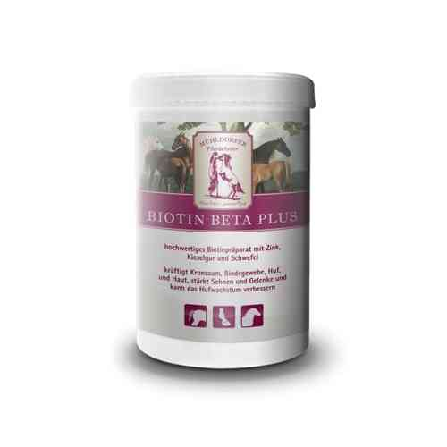 MÜHLDORFER Biotin Beta Plus 750g