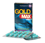 GOLD MAX BLUE virility pills - libido enhancer for men