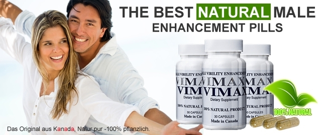 Buy VIMAX pills for penis enlargement